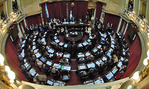 La c mara de senadores debate en comisi n la ley - Fotos de cenadores ...